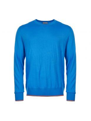 Moncler Jumper 90280 00 979BB 726 Blue