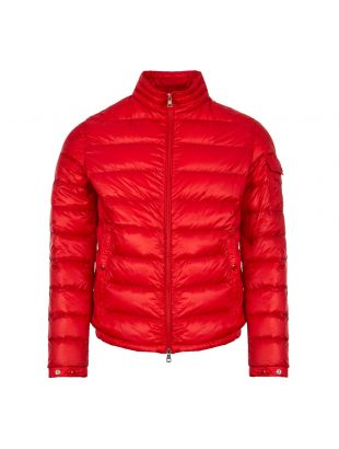 Moncler Lambot Jacket 40393 99 53279 448 Red