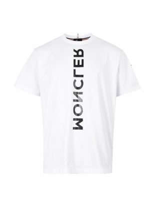 Moncler Grenoble T-Shirt | 80019 50 83927 001 White