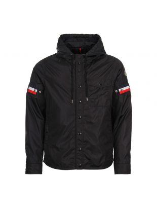 Moncler Mael Jacket 411050554155743 Navy