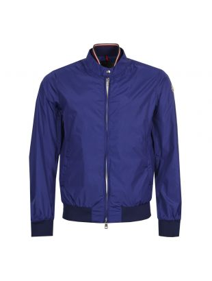 Moncler Jacket Miroir Royal Blue 406140568352758