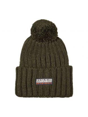 Napapijri Bobble Hat | NOYKCJ GE3 Forest Green