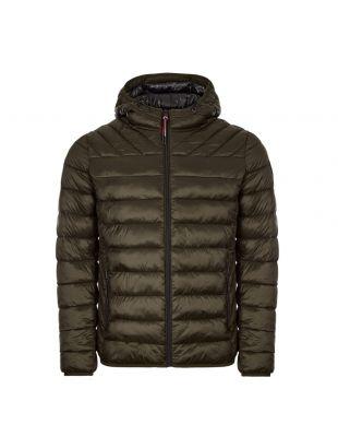 Napapijri Aerons Jacket | NOY14XGE3 Forest Green