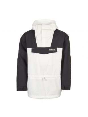 Napapijri Skidoo Jacket | NOYE1E8 M23 Tribe White / Navy