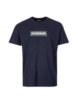 Napapijri T-Shirt | NP000KBS 176 Navy