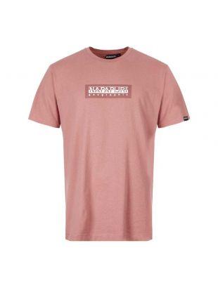Napapijri T-Shirt | NP000KBS P81 Pink
