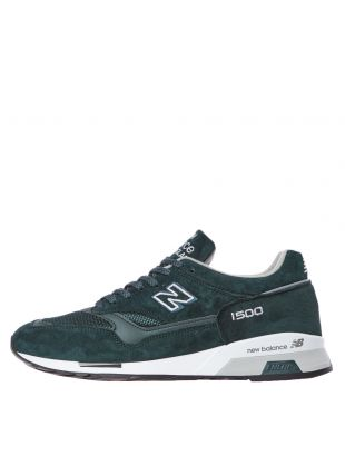 new balance 1500 trainers M1500DGW green