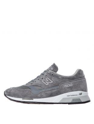 new balance 1500 trainers M1500RRW grey