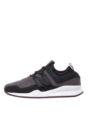 new balance 247 trainers MS247TBS dark grey