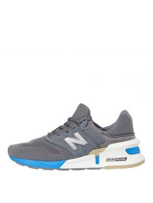New Balance 997 Sport Trainers MS997 FHA Grey