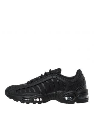 Nike Air Max Tailwind IV Trainers | AQ2567-005 Black