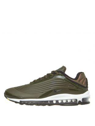 Nike Air Max Deluxe SE AO8284 300 Green / Black