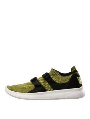 Nike Air Sock Racer Ultra Flyknit 898022-700 Yellow Strike