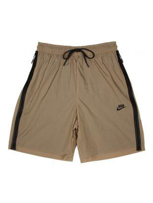 Nike Sportswear Hypermesh Shorts 834345-235 Khaki
