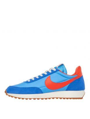 Nike Air Tailwind 79 Trainers | 487754 408 Blue / Orange
