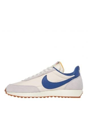 Nike Air Tailwind 79 Trainers | 487754 011 Grey / Navy / Blue