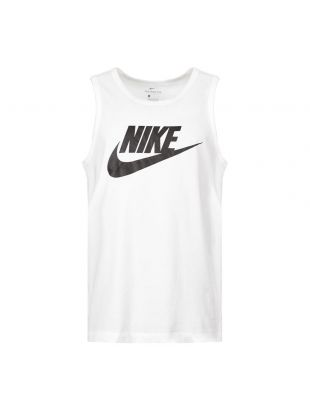 Nike Vest AR4991 101 White / Black