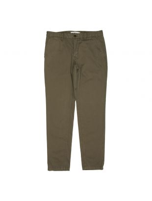 Norse Projects Chinos Aros K011982 Dried Olive