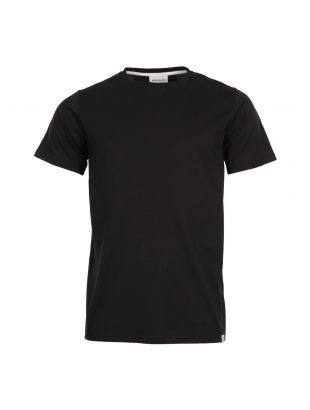 Norse Projects T-Shirt Niels N01-0362-9999 Black