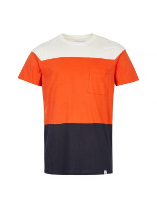 Norse Projects T-Shirt Niels | N01 0447 7004 Navy