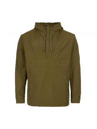 norse projects anorak N55 0468 8098 ivy green