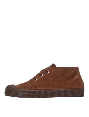Star Chukka – Date Brown Suede