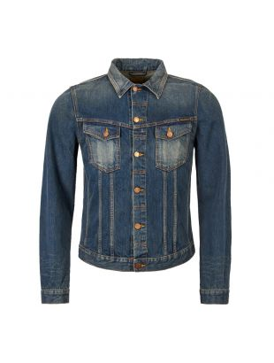 Nudie Jeans Billy Jacket 160608 Dark Authentic