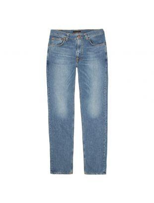 Nudie Jeans Lean Dean 112863 Mid Stone Blue