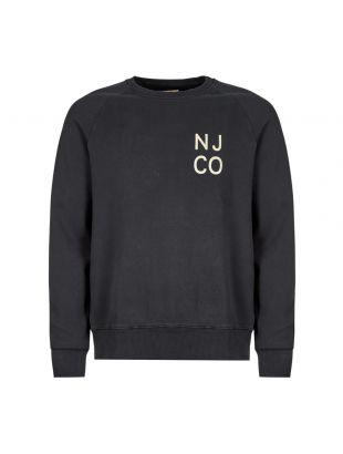 Nudie Jeans Sweatshirt Melvin | 50391 BO1 003 Navy