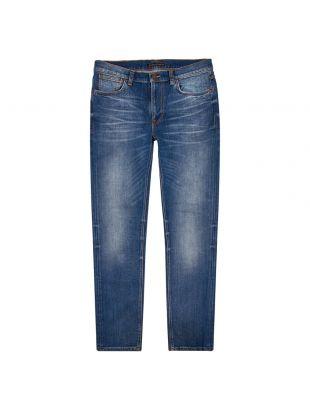 Nudie Jeans Lean Dean Ever Black 112498
