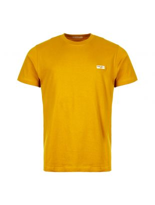 Nudie Jeans T-Shirt 131613 in Turmeric
