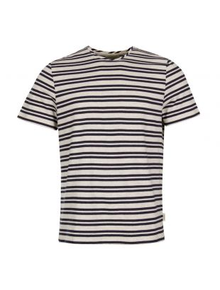 Oliver Spencer OSMK580 T-Shirt Navy / Grey