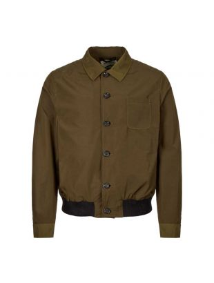 Foxham Jacket - Olive