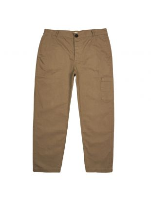 oliver spencer trousers judo OSMT49D EDE01TOB brown