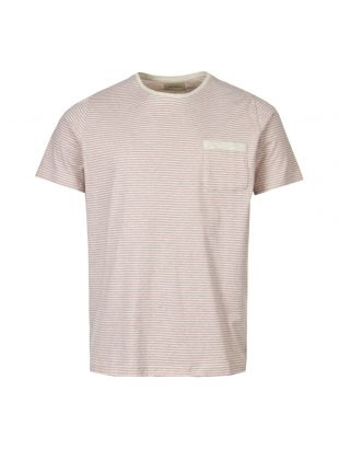 Oliver Spencer T-Shirt Envelope Pocket OSMKA461A|DAN01|LIL