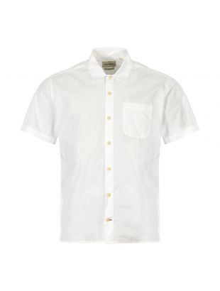 Oliver Spencer Short Sleeve Shirt | OSMS102 ABB01 White