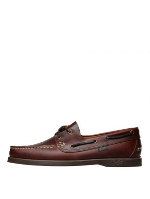 Paraboot Barth Boat Shoes 780001 Marron
