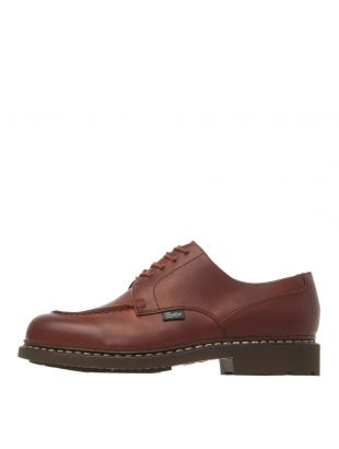 Paraboot Shoes Chambord Tex | 710708 Brown