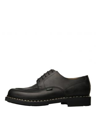 Paraboot Chambord Tex Shoes 710709 Black