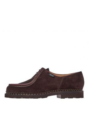 paraboot michael marche II shoes 715849 brown