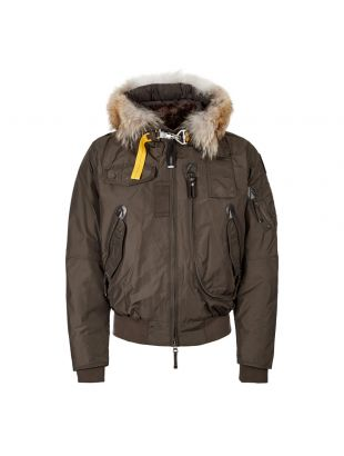 Parajumpers Gobi Jacket PM JCK MA01 601 Bush Green
