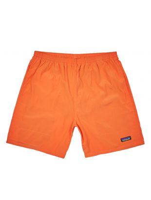 Patagonia shorts 58046 SNS in Orange