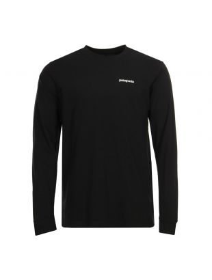 Patagonia Responsible T-Shirt  Black 39161