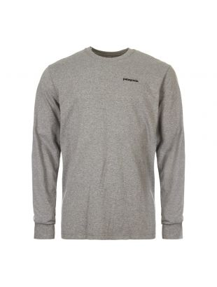 patagonia long sleeve t-shirt 39161 GLH grey