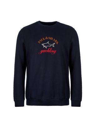 Paul & Shark Sweatshirt | COP1021 013 Navy