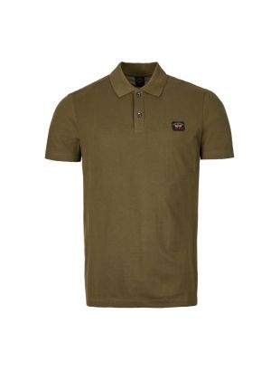 Paul & Shark Polo Shirt | COP1000 132 Olive
