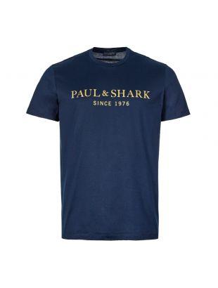 Paul & Shark T-Shirt | A19P1629 013 Navy