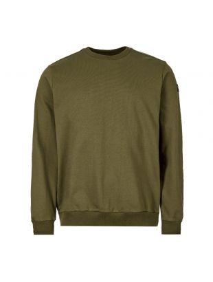 Paul & Shark Sweatshirt | COP1015 132 Olive
