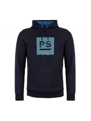 paul smith hoodie M2R 694R AP1344 49 dark navy
