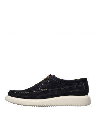 Paul Smith Seneca Shoes M2S SEN02 AVES 49 Dark Navy